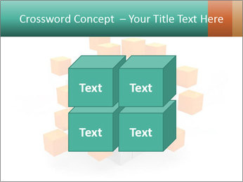 Disassembled box PowerPoint Template - Slide 39