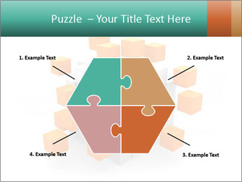 Disassembled box PowerPoint Template - Slide 40