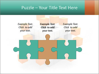 Disassembled box PowerPoint Template - Slide 42