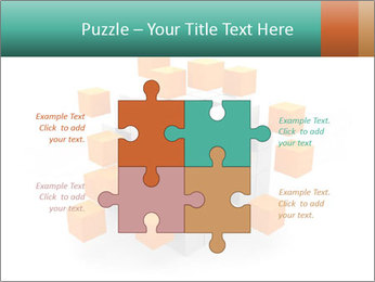 Disassembled box PowerPoint Template - Slide 43