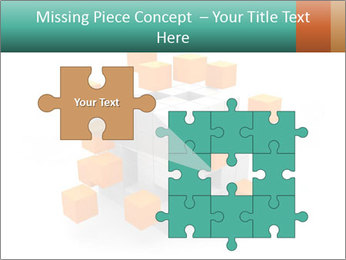 Disassembled box PowerPoint Template - Slide 45