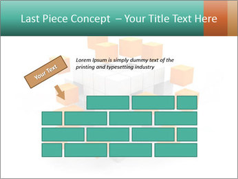 Disassembled box PowerPoint Template - Slide 46