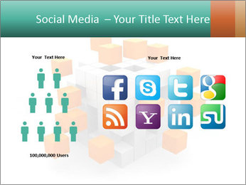 Disassembled box PowerPoint Template - Slide 5