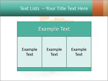 Disassembled box PowerPoint Templates - Slide 59