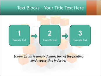 Disassembled box PowerPoint Template - Slide 71