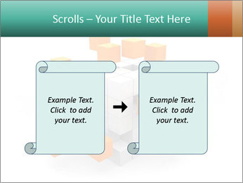 Disassembled box PowerPoint Template - Slide 74