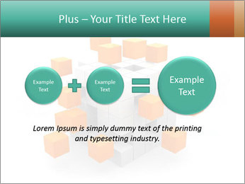 Disassembled box PowerPoint Template - Slide 75