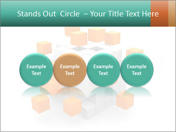 Disassembled box PowerPoint Template - Slide 76