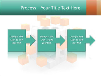 Disassembled box PowerPoint Template - Slide 88