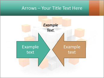 Disassembled box PowerPoint Templates - Slide 90