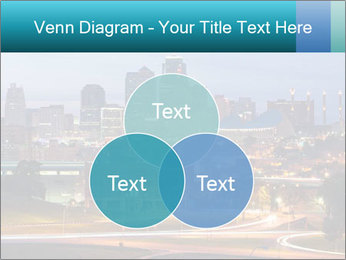 Evening city PowerPoint Templates - Slide 33