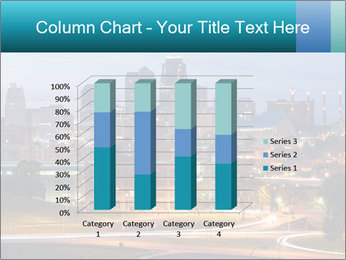 Evening city PowerPoint Templates - Slide 50