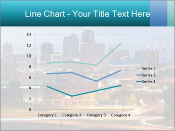 Evening city PowerPoint Template - Slide 54