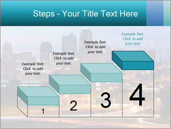 Evening city PowerPoint Templates - Slide 64