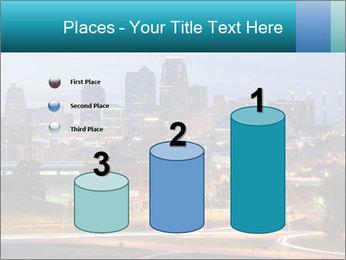 Evening city PowerPoint Template - Slide 65