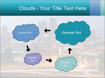 Evening city PowerPoint Templates - Slide 72