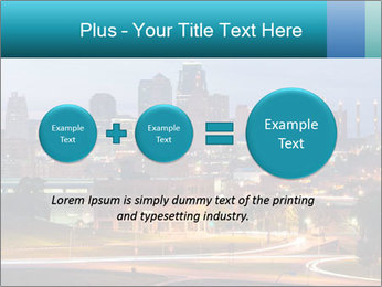 Evening city PowerPoint Templates - Slide 75