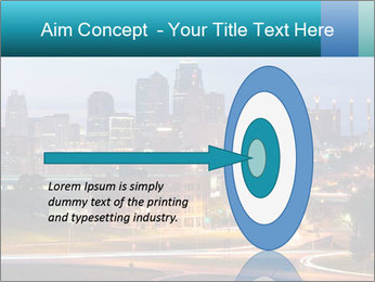 Evening city PowerPoint Templates - Slide 83