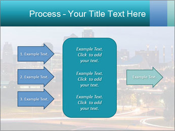 Evening city PowerPoint Templates - Slide 85