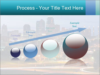 Evening city PowerPoint Templates - Slide 87