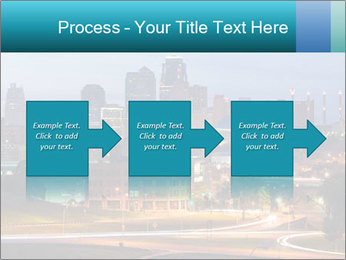 Evening city PowerPoint Templates - Slide 88