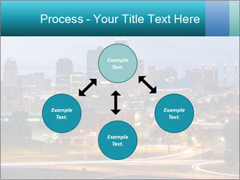 Evening city PowerPoint Templates - Slide 91