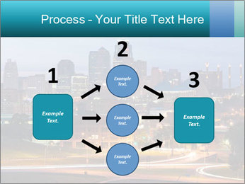 Evening city PowerPoint Templates - Slide 92
