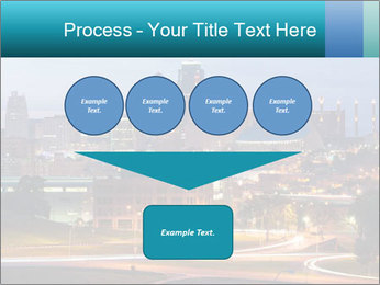 Evening city PowerPoint Templates - Slide 93