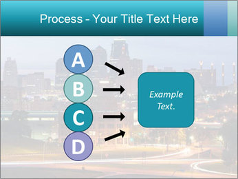 Evening city PowerPoint Templates - Slide 94