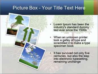 Two trees PowerPoint Template - Slide 17