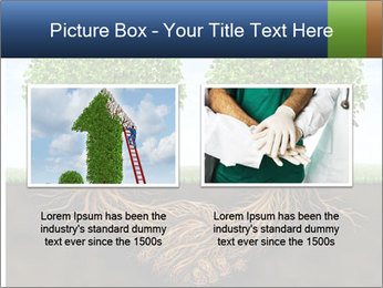 Two trees PowerPoint Template - Slide 18