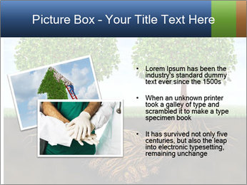Two trees PowerPoint Template - Slide 20