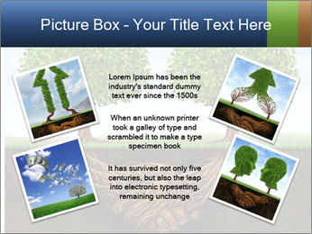 Two trees PowerPoint Template - Slide 24