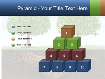 Two trees PowerPoint Templates - Slide 31