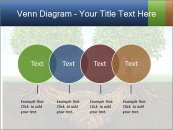 Two trees PowerPoint Template - Slide 32