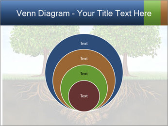 Two trees PowerPoint Template - Slide 34