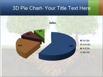 Two trees PowerPoint Template - Slide 35