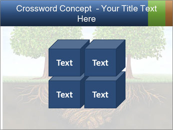 Two trees PowerPoint Template - Slide 39