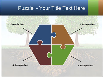 Two trees PowerPoint Templates - Slide 40