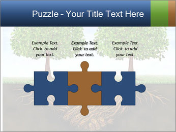 Two trees PowerPoint Template - Slide 42