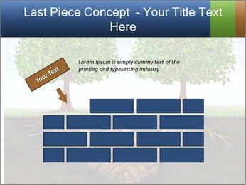 Two trees PowerPoint Template - Slide 46