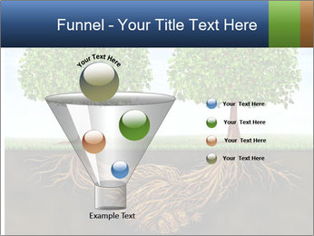 Two trees PowerPoint Template - Slide 63
