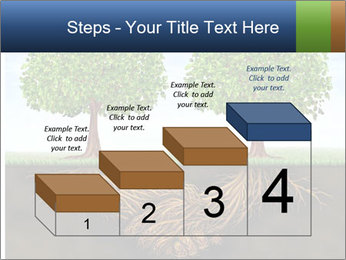 Two trees PowerPoint Template - Slide 64
