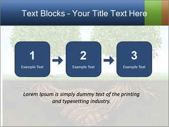 Two trees PowerPoint Templates - Slide 71