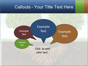 Two trees PowerPoint Templates - Slide 73