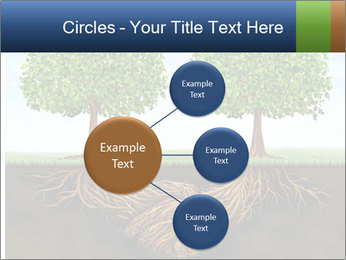 Two trees PowerPoint Template - Slide 79