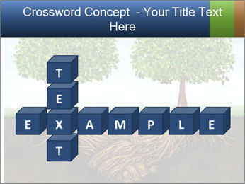 Two trees PowerPoint Template - Slide 82