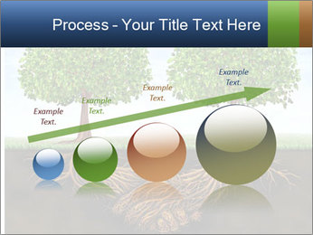 Two trees PowerPoint Template - Slide 87