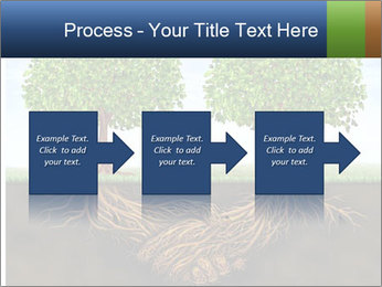Two trees PowerPoint Template - Slide 88