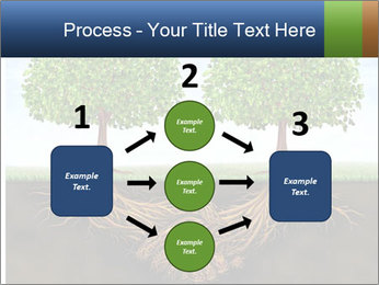 Two trees PowerPoint Template - Slide 92